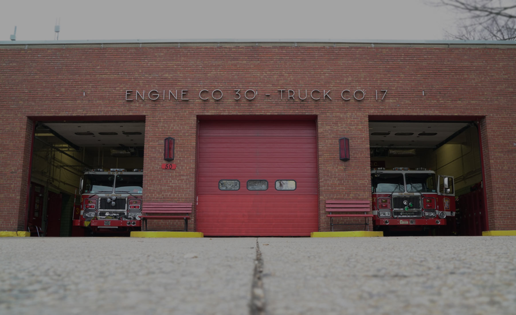 Local Food for Local Heroes @ DCFD's Engine 30 Platoon 3